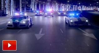 La policía de Dubái sí que sabe