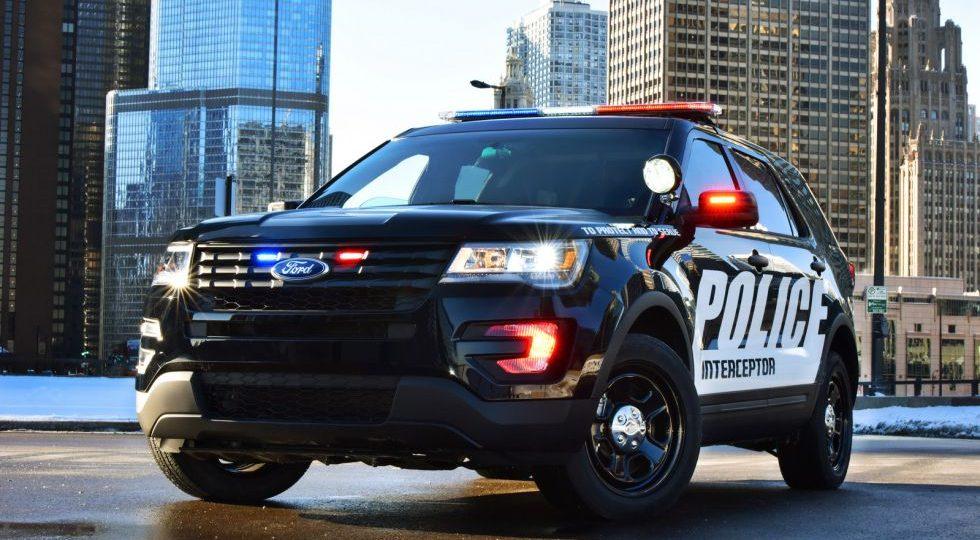 Ford Interceptor: un motivo para no jugar con la policía