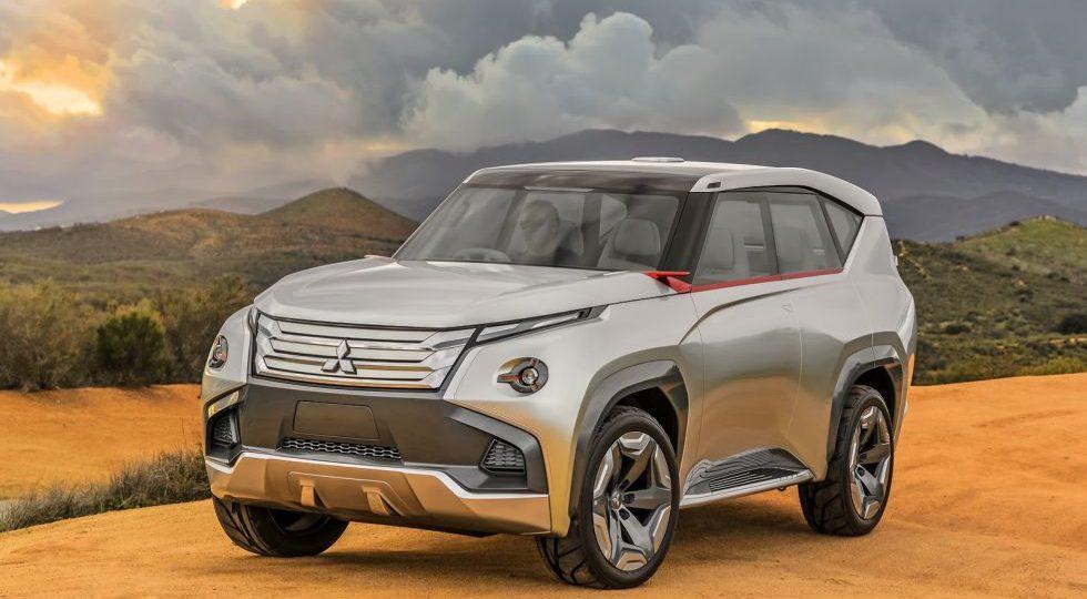 Mitsubishi mira al futuro con el Concept GC-PHEV