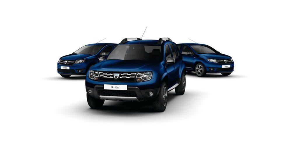 Dacia anuncia la edición especial 10 Aniversario para sus modelos