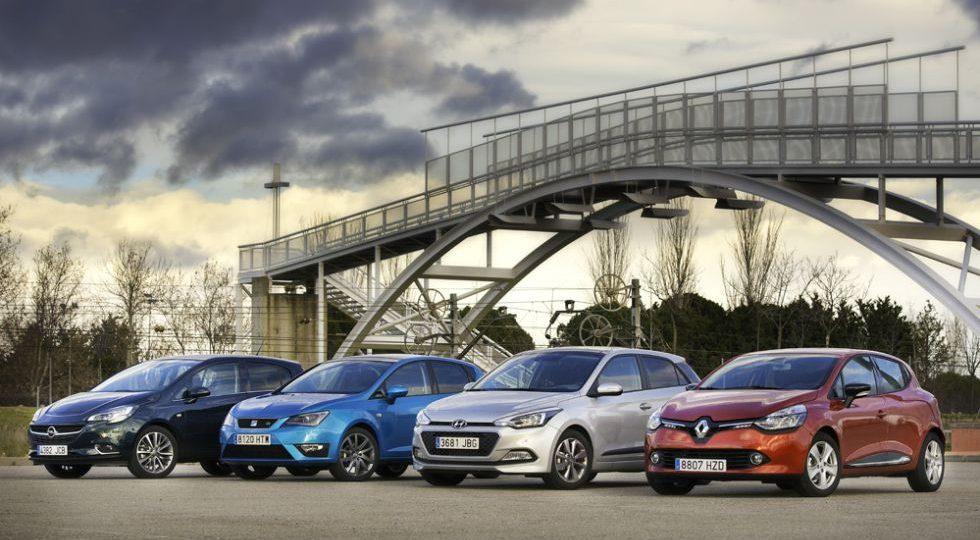 El Renault Clio mantiene su trono