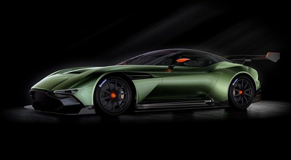 El futuro de Aston Martin es volcánico (y cuesta 2,5 millones)
