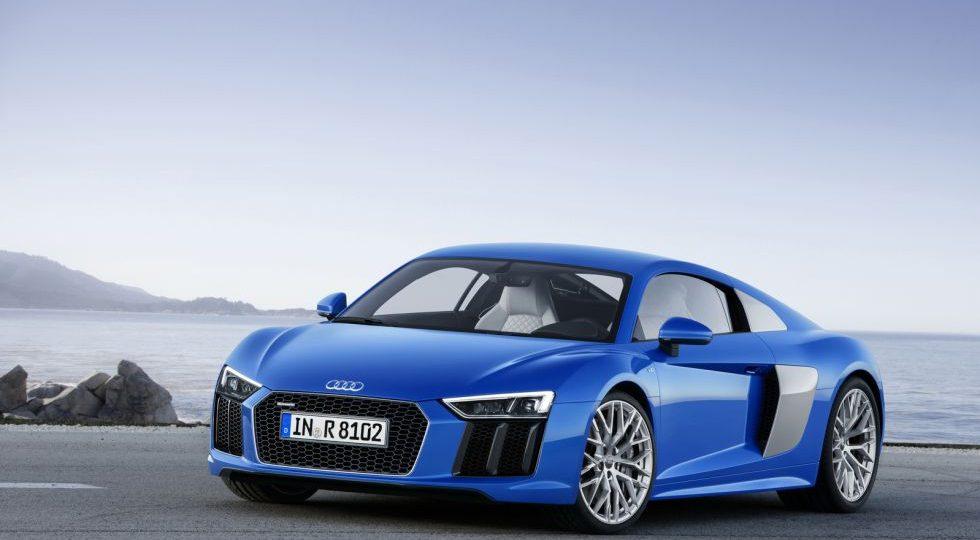 Y así es el nuevo Audi R8