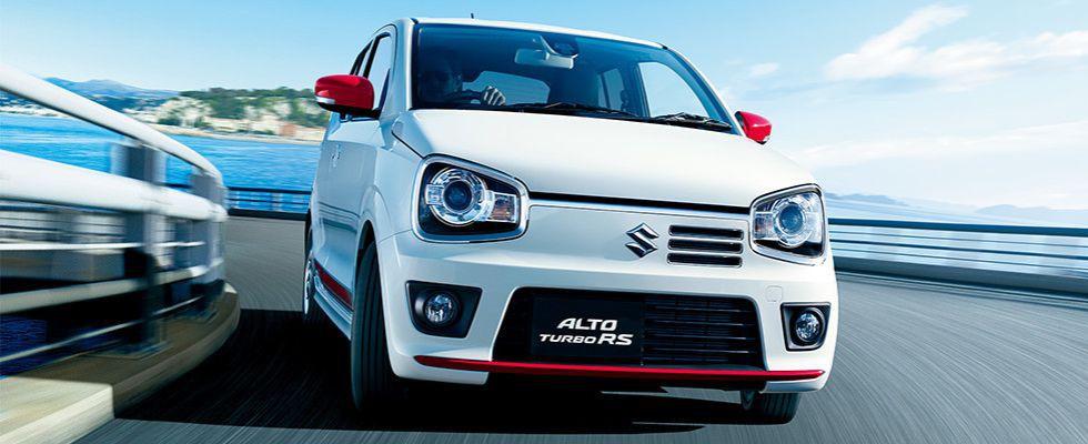 Suzuki Alto RS Turbo: pequeño y matón… al menos un poco