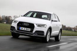 Tres nuevas ediciones especiales para el actualizado Audi Q3