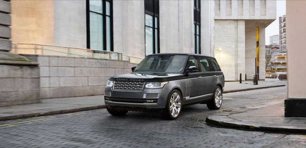 SVAutobiography, el Range Rover más lujoso de la historia