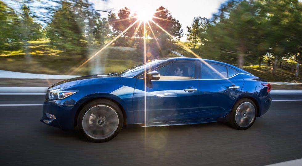 Nissan Maxima: solo en América