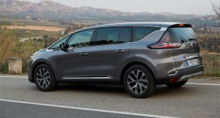 Renault Espace: adiós monovolumen, hola crossover