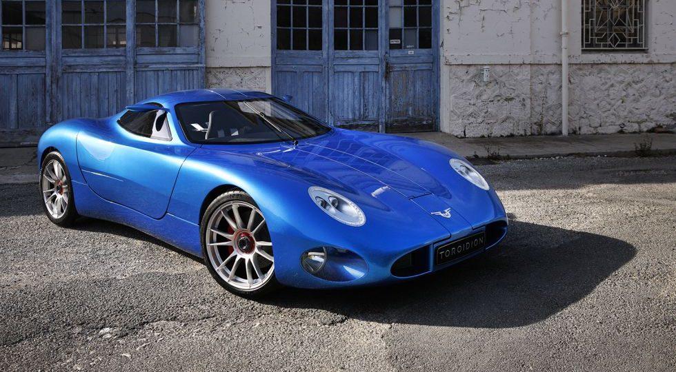 1.360 CV eléctricos para el Toroidion 1MW Concept