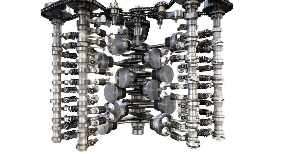 Volkswagen presenta un nuevo motor W12 de 608 CV