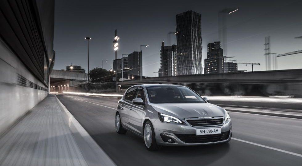 El Peugeot 308 recibe el motor 1.6L BlueHDi 100 CV S&S