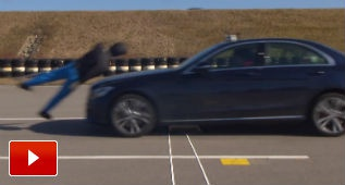¿Funcionan los detectores de peatones? Bueno…