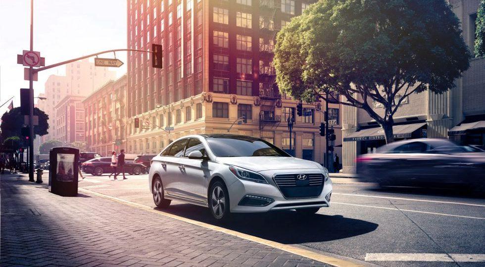 Sonata Hybrid y Plug-In Hybrid, solo para Estados Unidos