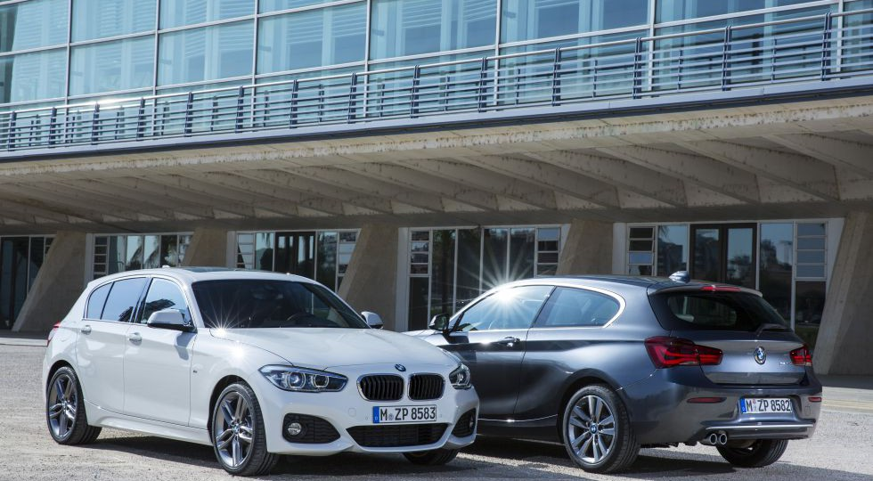 BMW actualiza la Serie 1 e incrementa su equipamiento