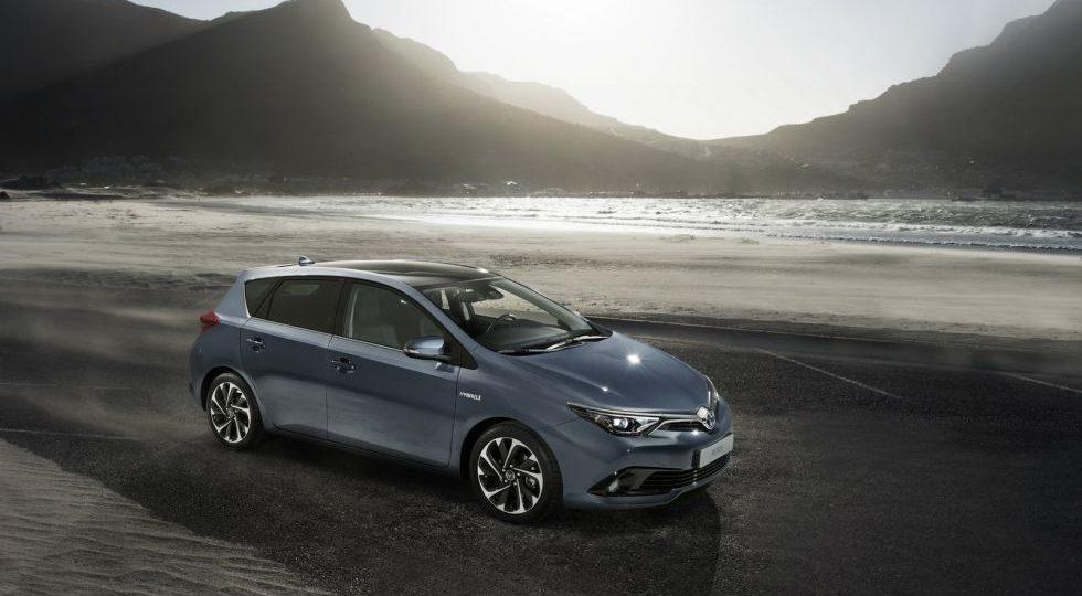 Toyota lanza el nuevo Auris