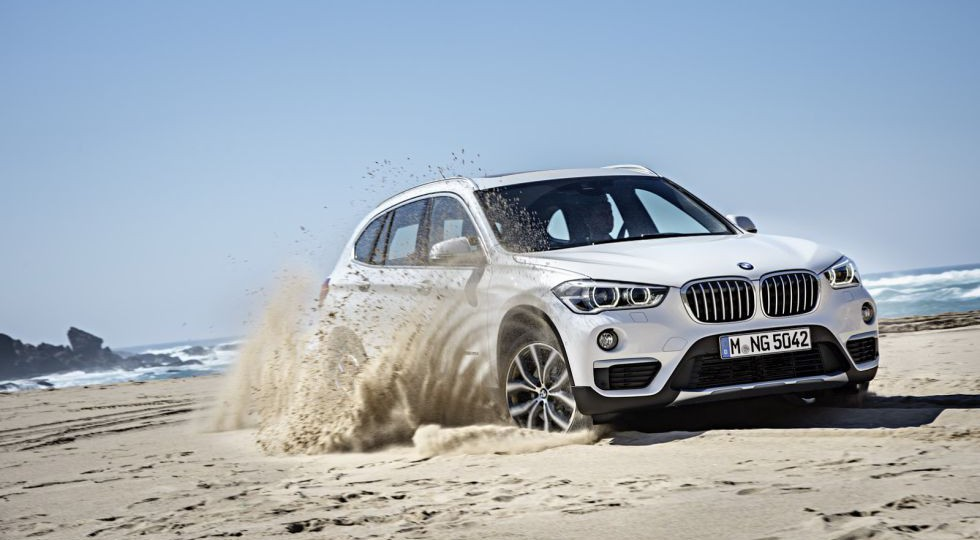 BMW anuncia la segunda generación del X1