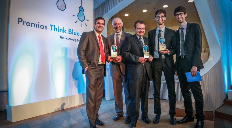 Think Blue, los premios ecológicos de VW