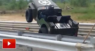 Este Jeep de 1.000 CV es brutal