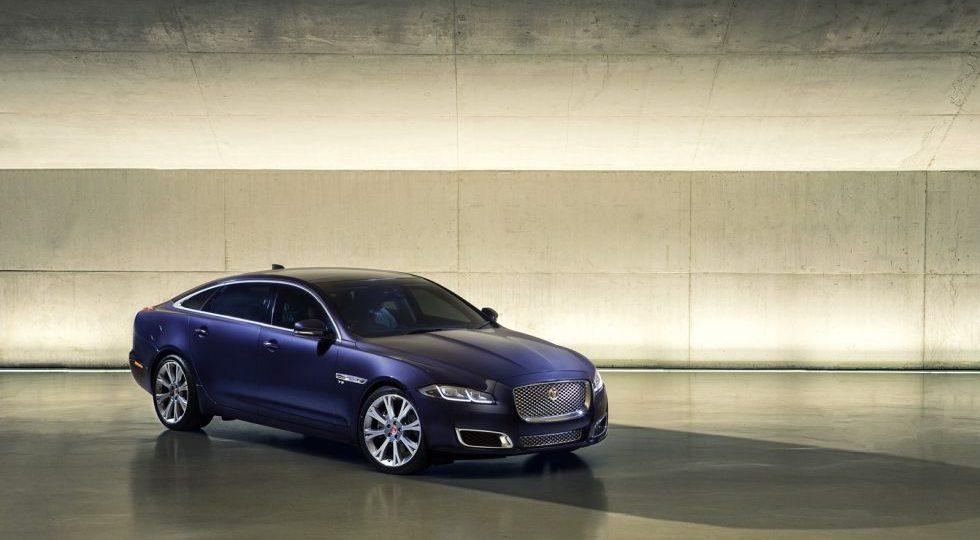 Jaguar actualiza el XJ