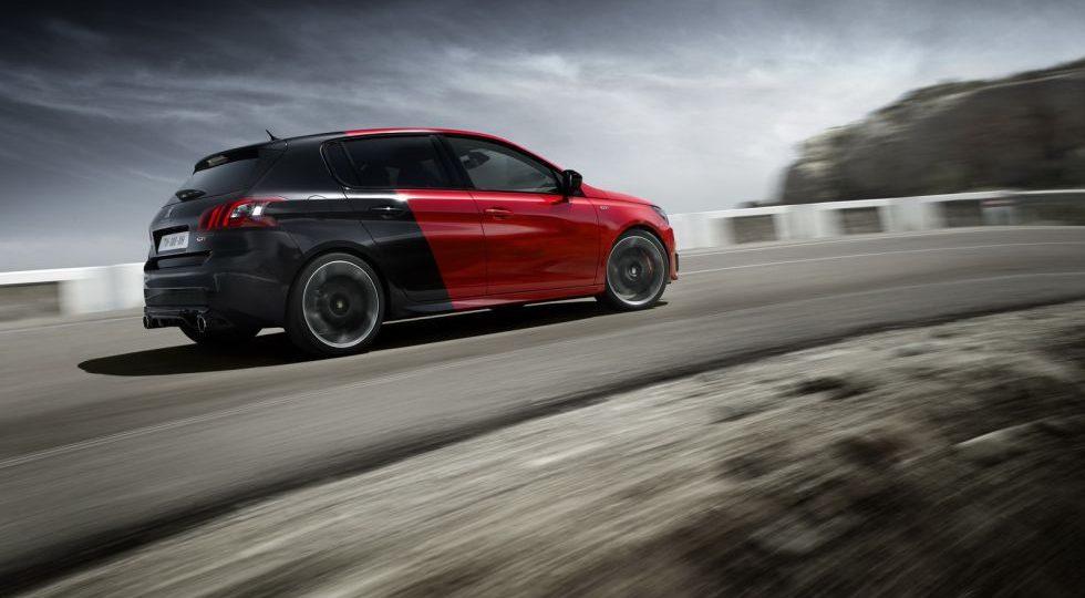 Elige tu 308 GTi en 250 o 270 CV