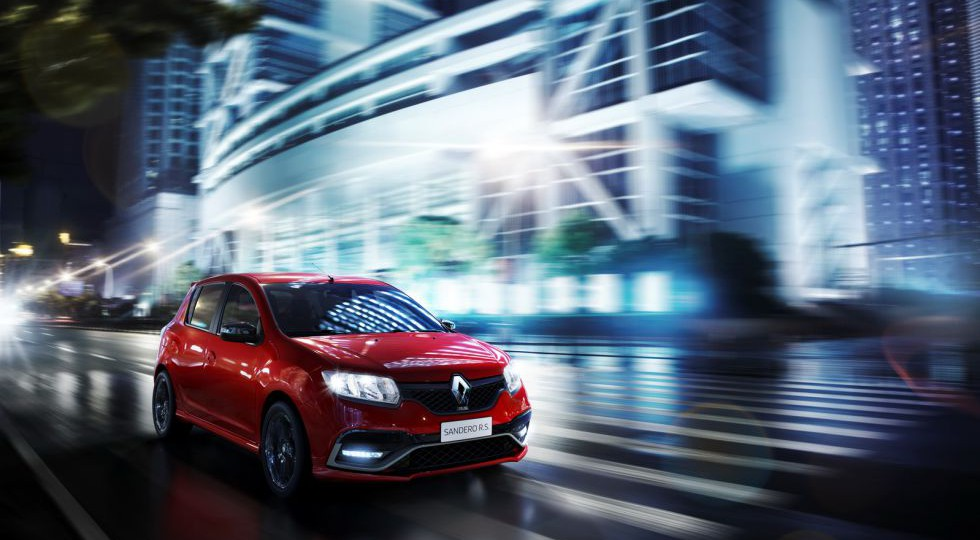 El hot-hatch low cost: llega el Renault Sandero RS