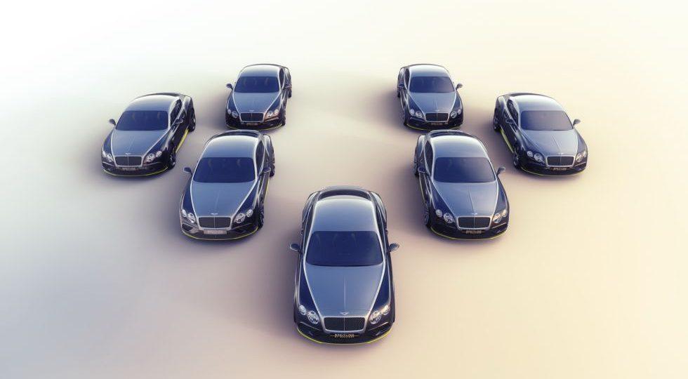 Unos Bentley Continental GT Speed de altos vuelos