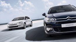 Citroën actualiza el C5