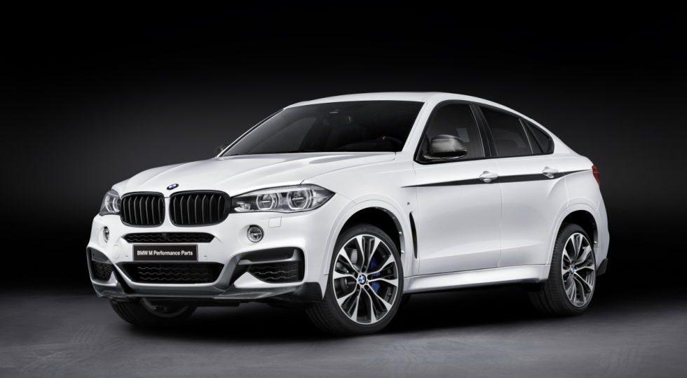 Luce como un BMW X6 M, aunque no lo seas