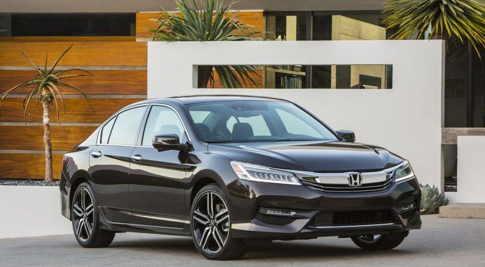 Honda actualiza el Accord