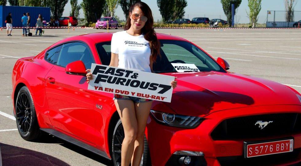 Furious 7, ya en DVD y Blu-Ray