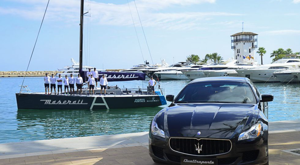 Maserati sigue implantándose en el mercado español