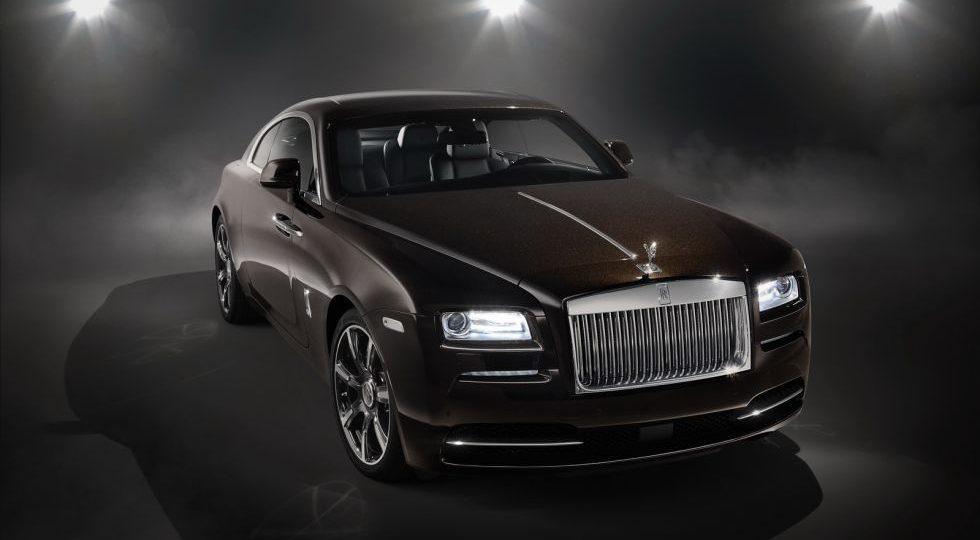 Un Rolls-Royce Wraith inspirado por la música