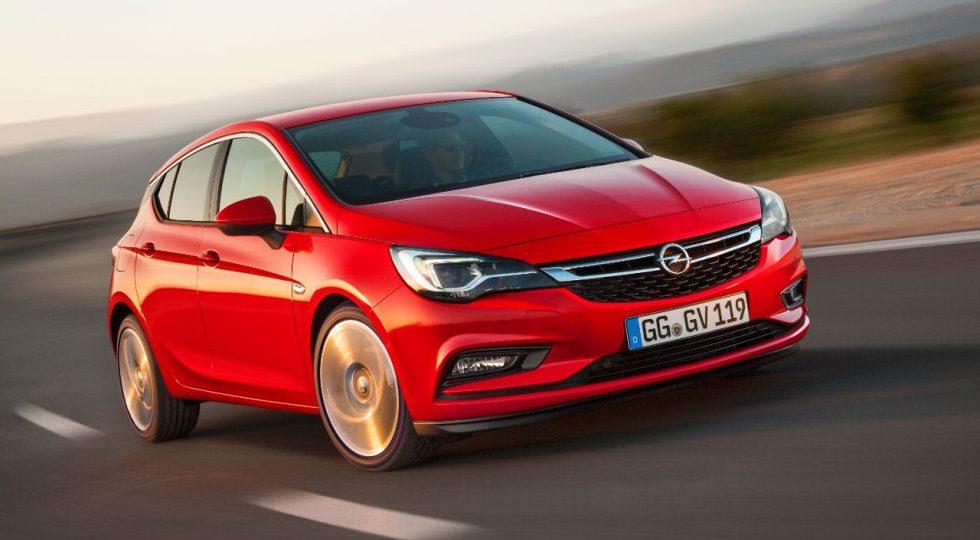 El Astra estrenará el nuevo motor 1.4 ECOTEC Turbo