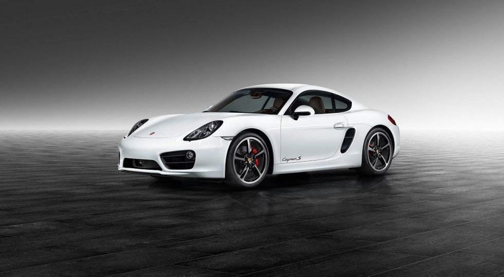 Porsche Exclusive muestra su visión del Cayman S