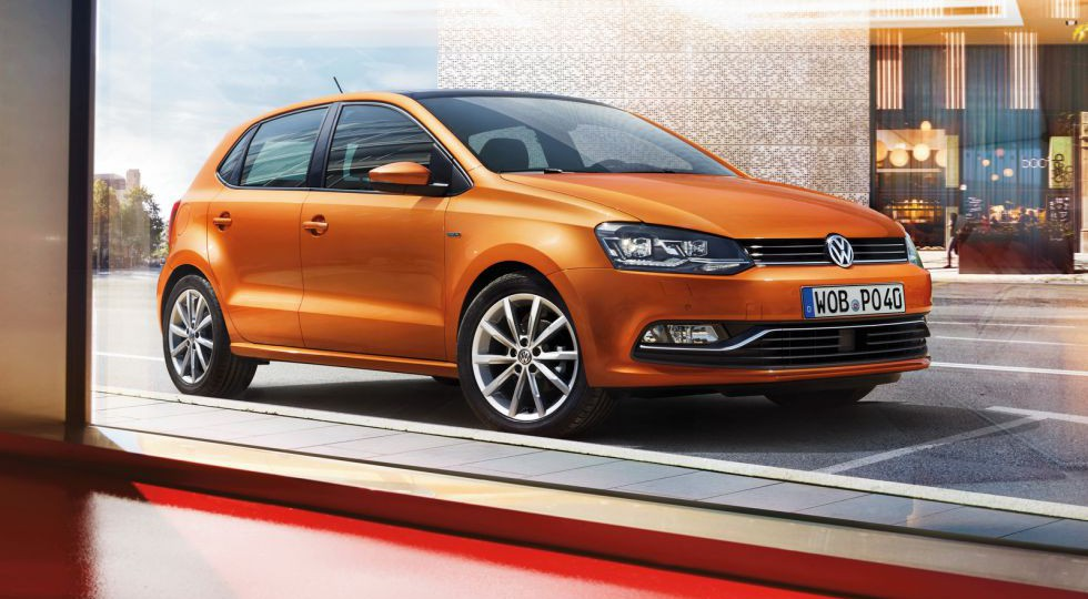 El Volkswagen Polo cumple 40