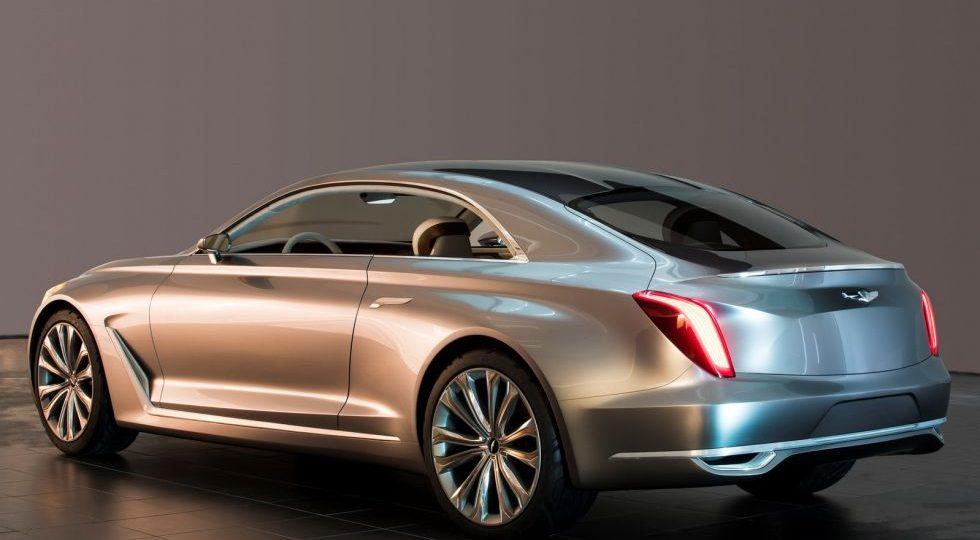 Echamos un vistazo al futuro premium de Hyundai