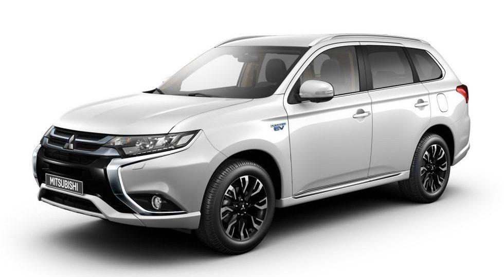 Mitsubishi renueva el Outlander PHEV para 2016
