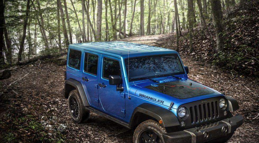 El Jeep Wrangler recibe la edición Black Bear