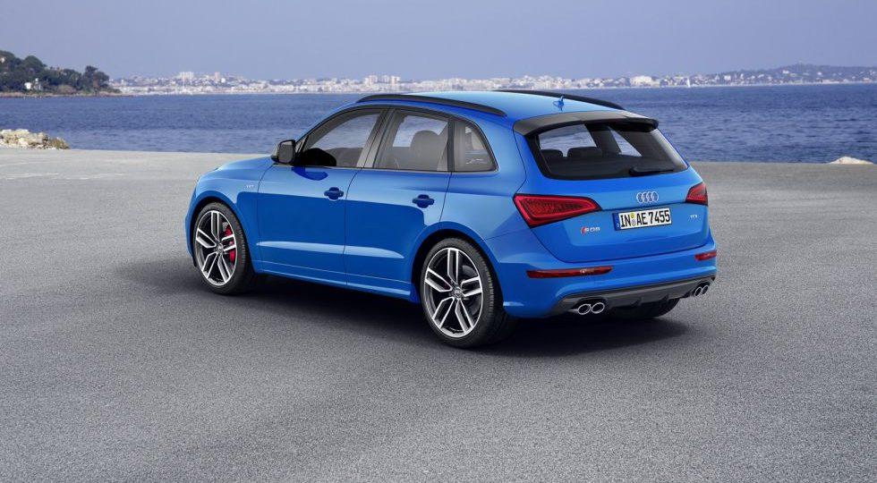 Audi potencia el SQ5