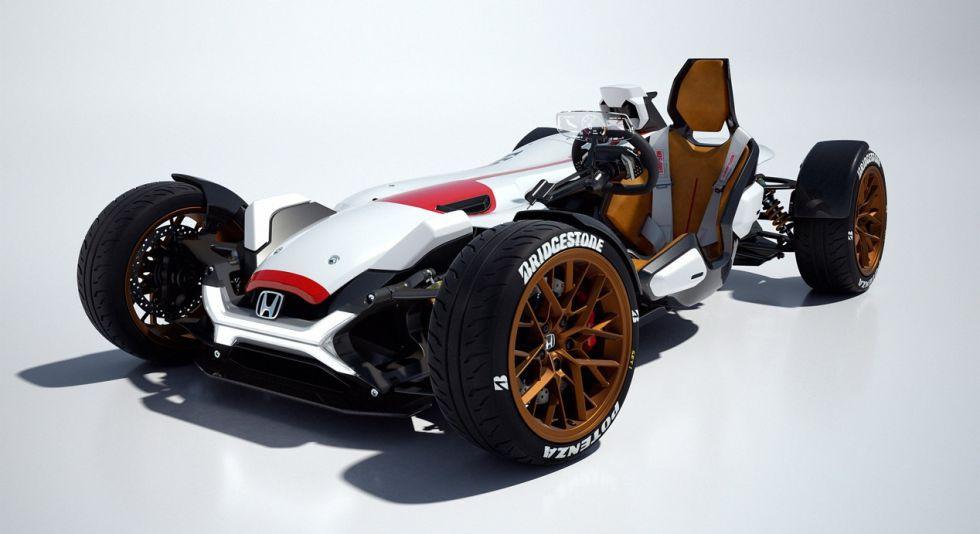 ¿Correrá este Honda más que el Fórmula 1 de Alonso?