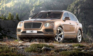 5. Bentley Bentayga W12: 4,0 segundos