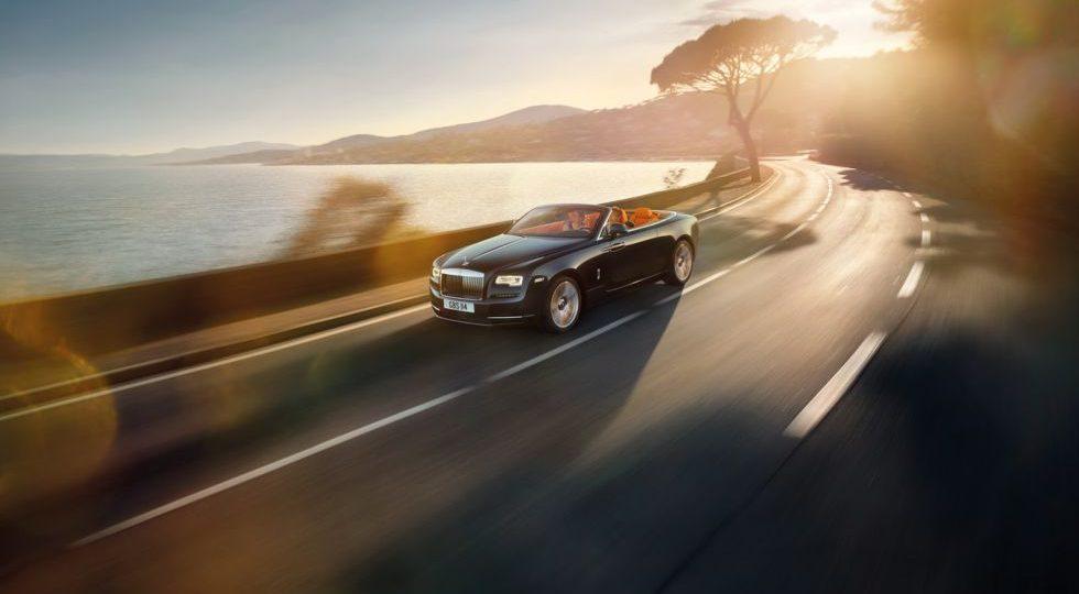 El amanecer de Rolls-Royce