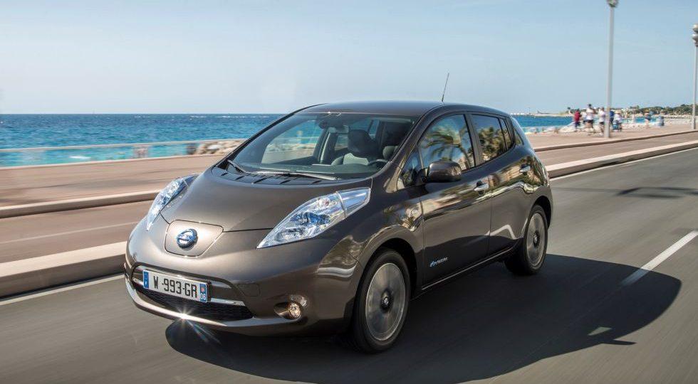 El nuevo Nissan Leaf aumenta su autonomía hasta los 250 km