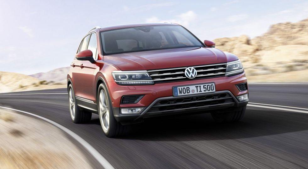 Descubre el nuevo Volkswagen Tiguan en diez puntos claves