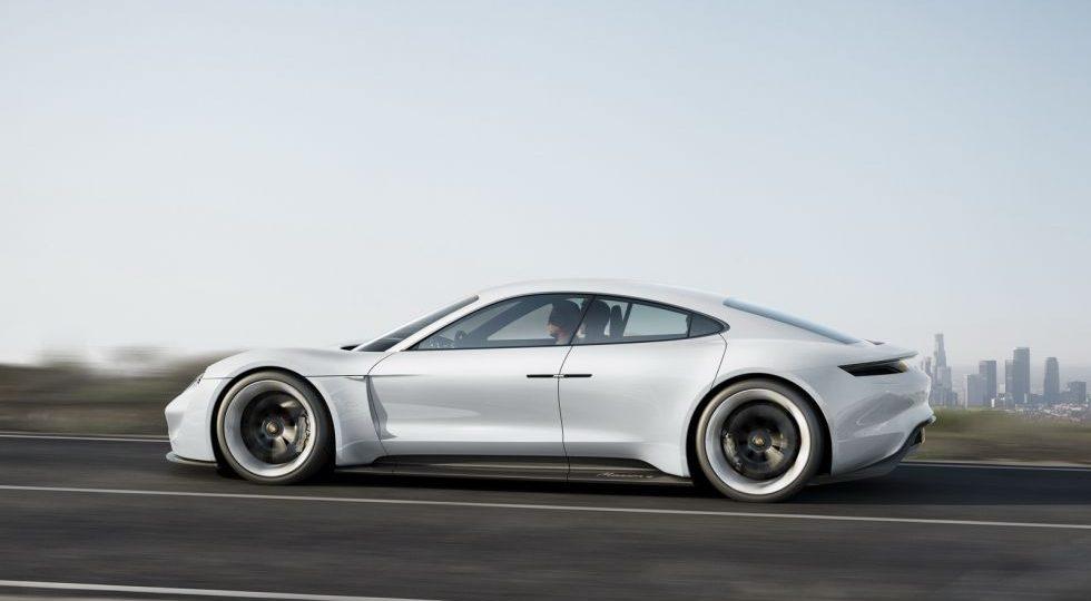 El eléctrico definitivo de Porsche