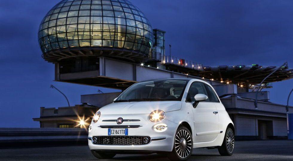 Nuevo Fiat 500: los pequeñines también se ponen al día