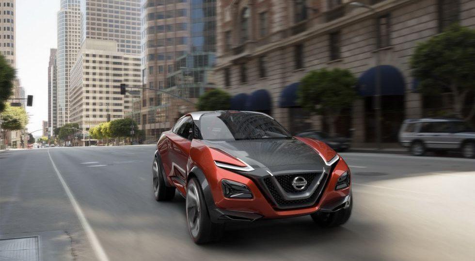 El Gripz Concept deja pistas sobre el futuro de Nissan