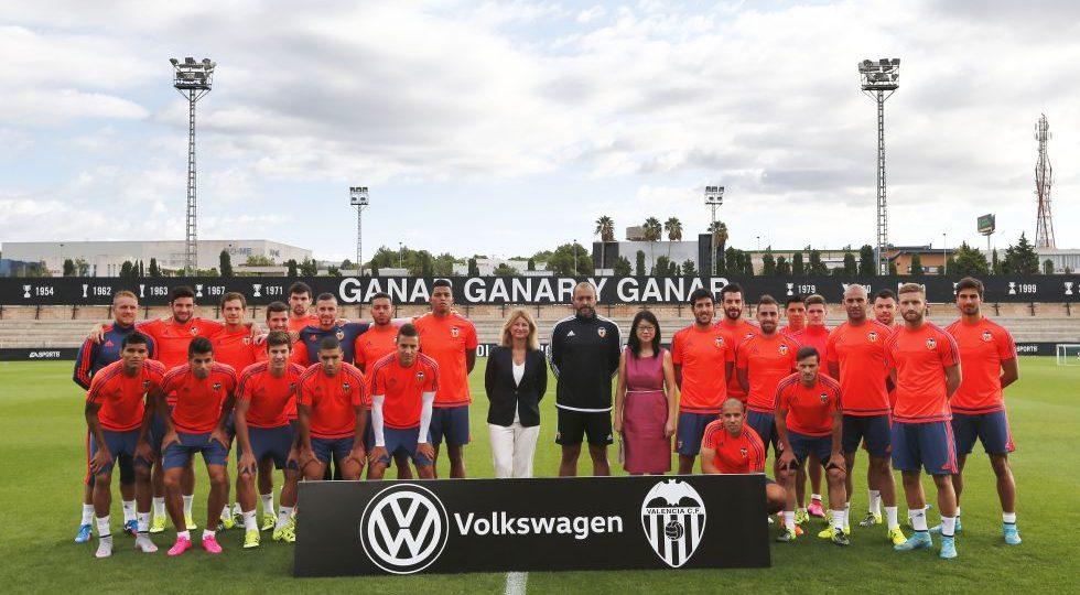 El Valencia se mueve desde ahora con Volkswagen