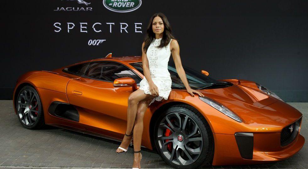 Jaguar-Land Rover presenta los vehículos de 007 SPECTRE
