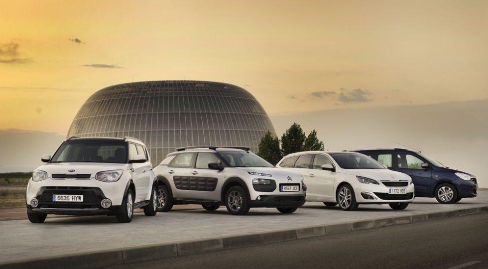 El Peugeot ofrece más calidad al mismo precio